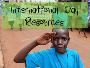 International day resources