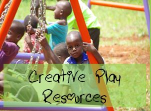 Creative play resources