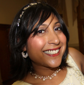 Keshini Naidoo, Editor SOLD OUT